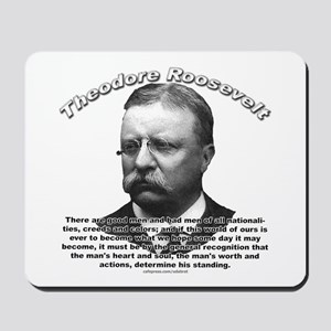 Theodore Roosevelt 01 Mousepad