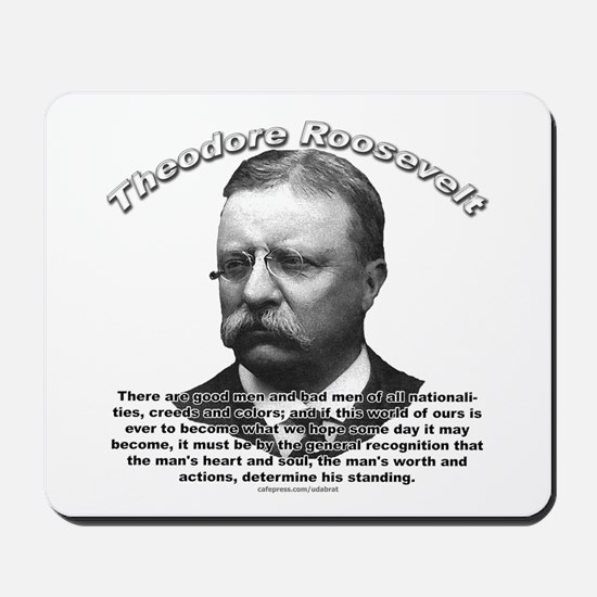 Theodore Roosevelt 01 Mousepad
