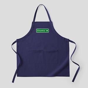 Chunky, MS (USA) Apron (dark)