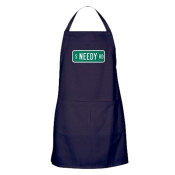 S Needy Road, Canby (OR) Apron (dark)