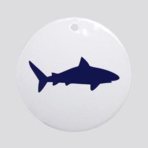 Shark Ornament (Round)