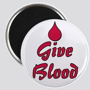 Give Blood Magnet