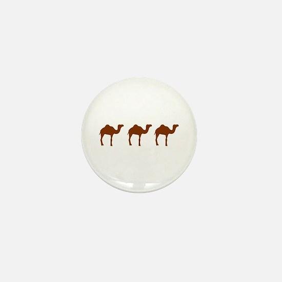 Camels Mini Button
