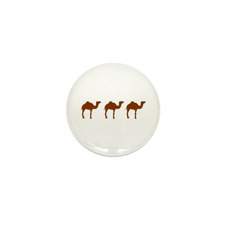 Camels Mini Button (100 pack)