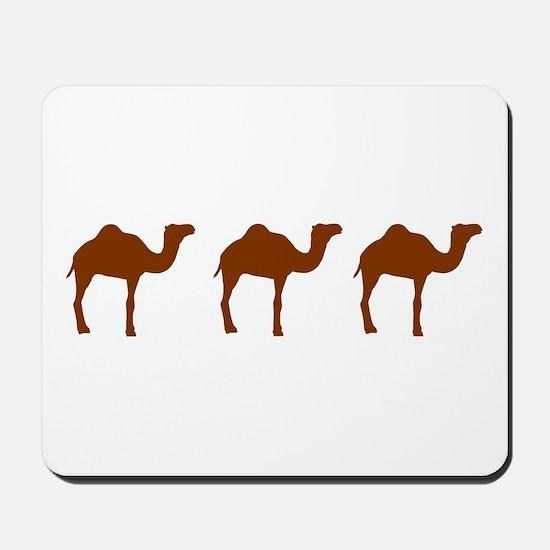 Camels Mousepad
