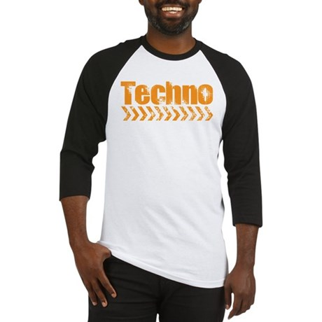Techno Baseball Jersey