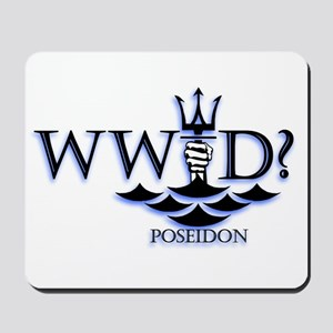 What Would Poseidon Do? Mousepad