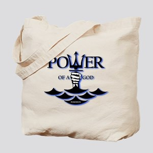 Power of Poseidon Tote Bag