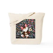 Cat Art - My Sweetest Constel Tote Bag