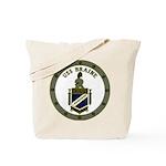 USS BRAINE Tote Bag