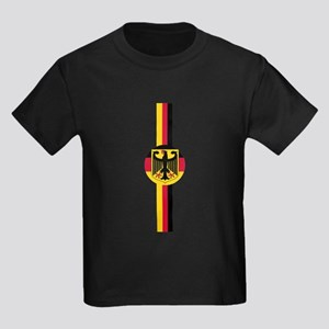 Germany Soccer Fussball SV de Kids Dark T-Shirt