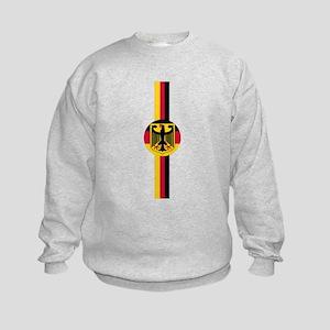 Germany Soccer Fussball SV de Kids Sweatshirt