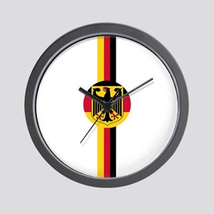 Germany Soccer Fussball SV de Wall Clock