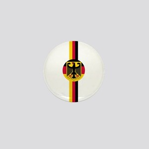 Germany Soccer Fussball SV de Mini Button