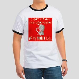 STRAIGHT JACKET Ringer T