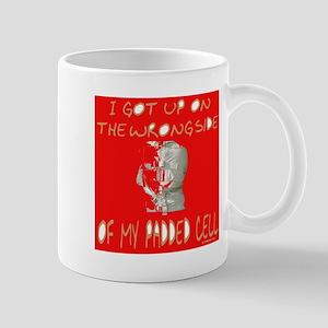 STRAIGHT JACKET Mug