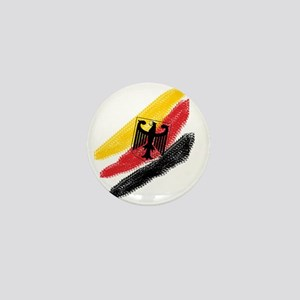 Germany deutschland Soccer Eagle Mini Button
