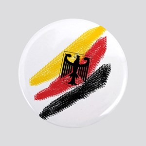 "Germany deutschland Soccer Eagle 3.5"" Button"