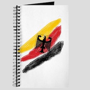Germany deutschland Soccer Eagle Journal