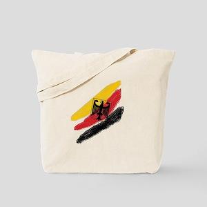 Germany deutschland Soccer Eagle Tote Bag