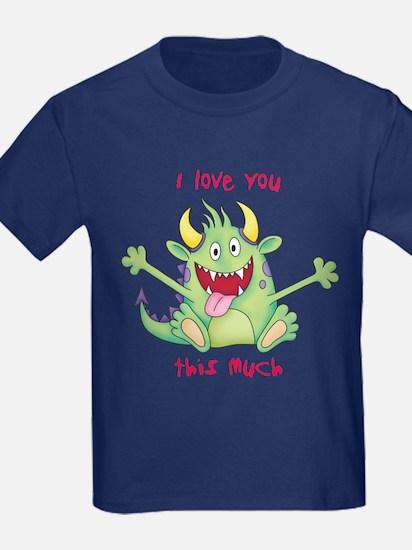 Valentine Monster T