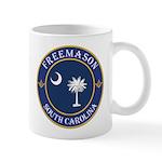 South Carolina Masons Mug