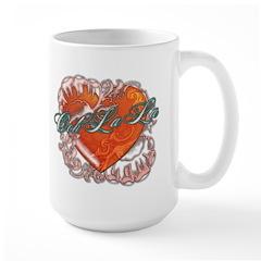 Ooh La La Large Mug