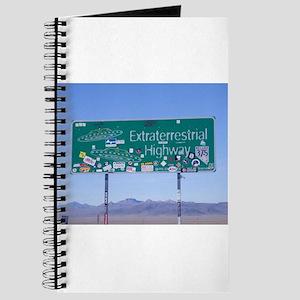 Rachel ET HWY Sign Journal