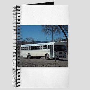 Area 51 Worker Bus Journal
