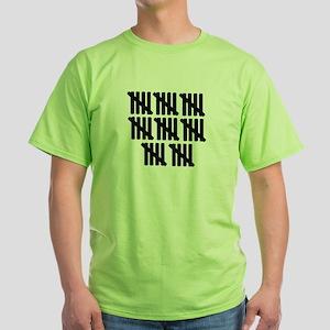 40th birthday Green T-Shirt