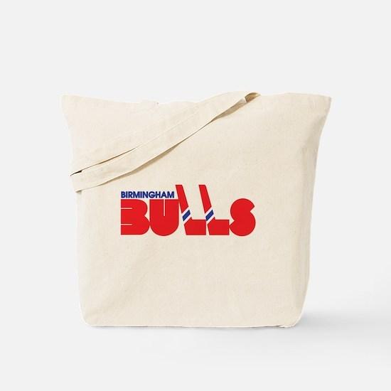 Birmingham Bulls Tote Bag
