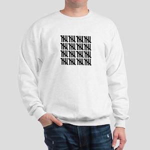80th birthday Sweatshirt