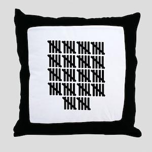 90th birthday Throw Pillow