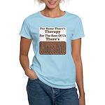 Chocolate Therapy Women's Light T-Shirt