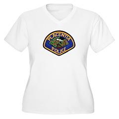 Placentia California Police T-Shirt