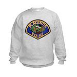 Placentia California Police Kids Sweatshirt