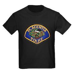 Placentia California Police T
