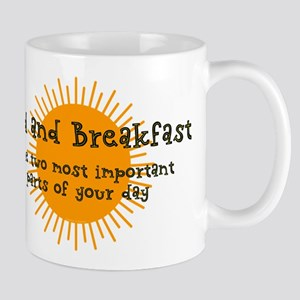Bed and Breakfast Mugs