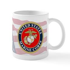 U S Marine Mug