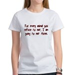 For Every Animal Women's T-Shirt