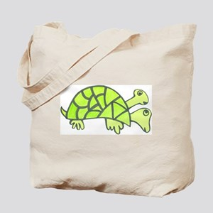 two-headed turtle Tote Bag
