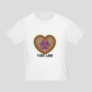 Toxic Love Toddler T-Shirt