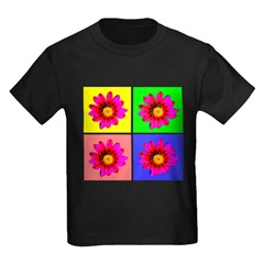 Pop art Flowers T