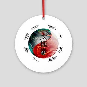 TaiChi Ornament (Round)