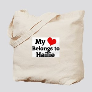My Heart: Hailie Tote Bag