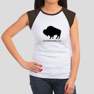 Women's Logo T-Shirt (Cap Sleeve)
