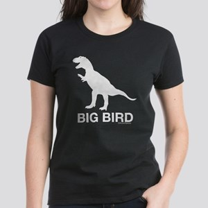 Dinosaur Big Bird Women's Dark T-Shirt