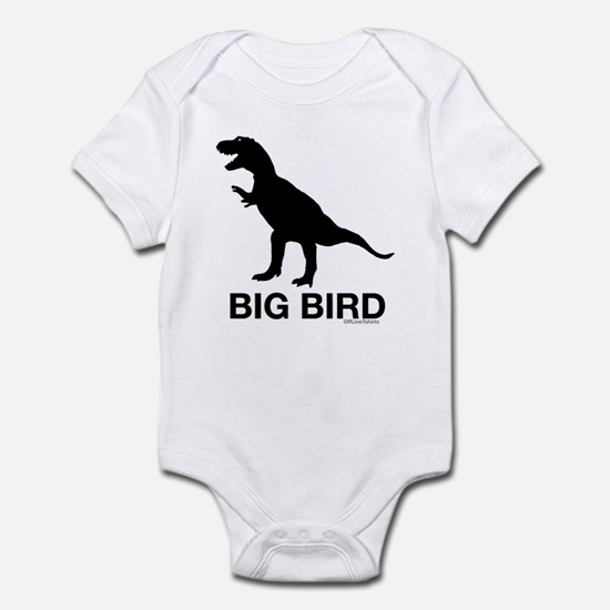 Dinosaur Big Bird Infant Bodysuit