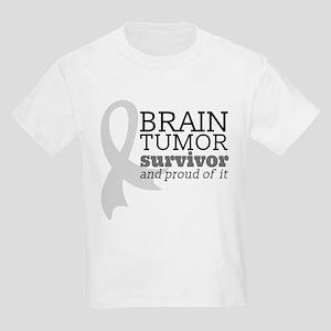 Proud Brain Tumor Survivor T-Shirt