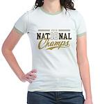 2010 National Champs Jr. Ringer T-Shirt